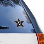 Fanatics Vanderbilt Commodores 4.5'' x 6'' Ultra Decal Cling