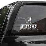 Fanatics Alabama Crimson Tide 4'' x 17'' Die-Cut Decal Strip