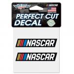 Fanatics WinCraft NASCAR 4'' x 4'' Perfect Cut Decal