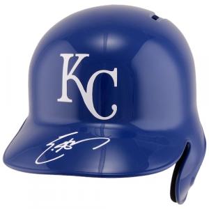 Eric Hosmer Kansas City Royals Fanatics Authentic Autographed Replica Batting Helmet