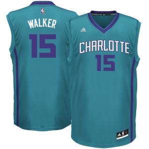 Kemba Walker adidas Replica Jersey - Teal