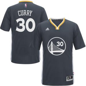 Stephen Curry Golden State Warriors adidas Player Swingman Jersey - Charcoal