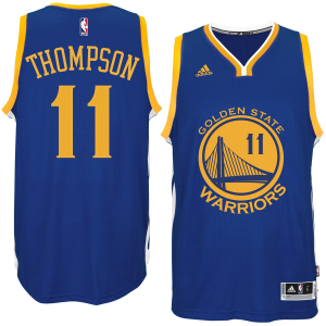 Klay Thompson Golden State Warriors adidas Player Swingman Jersey - Royal