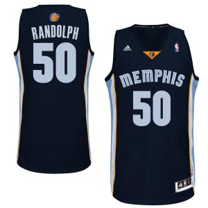 Zach Randolph Memphis Grizzlies adidas Youth Swingman Away Jersey - Navy Blue