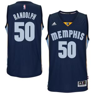 Zach Randolph Memphis Grizzlies Swingman climacool Jersey - Navy