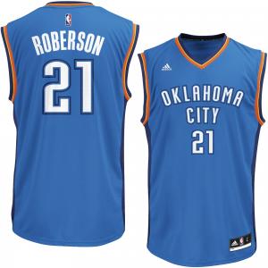 Andre Roberson Oklahoma City Thunder adidas Replica Jersey - Royal