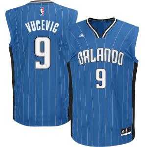 Nikola Vucevic Orlando Magic adidas Replica Road Jersey - Royal Blue  -
