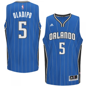 Victor Oladipo Orlando Magic adidas Player Swingman Road Jersey - Blue