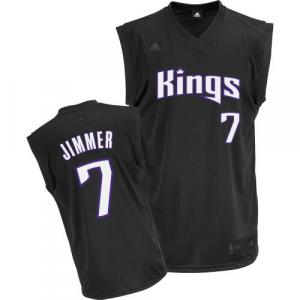 adidas Sacramento Kings Jimmer Fredette Nickname Replica Jersey