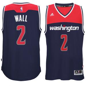 John Wall Washington Wizards adidas Player Swingman Alternate Jersey - Navy