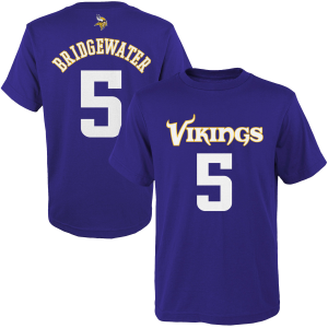 NFL Jerseys Nike - LOOKING SHARP: Bridgewater, Vikings top Chargers in stadium opener ...