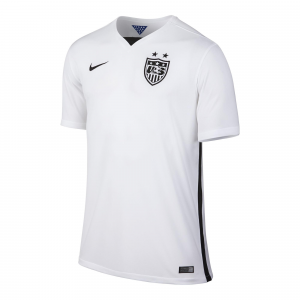 Nike USA Youth Home Replica Jersey - White