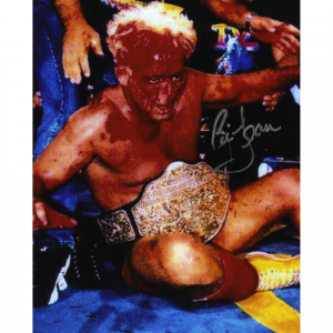 Ric Flair Fanatics Authentic Autographed 8
