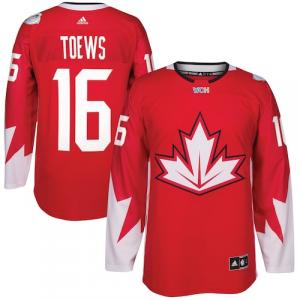 Jonathan Toews Canada Hockey adidas World Cup of Hockey 2016 Premier Player Jersey - Red