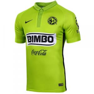 Club America Nike Flood Match Jersey - Green