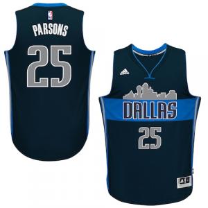 Chandler Parsons Dallas Mavericks adidas Swingman Jersey - Navy