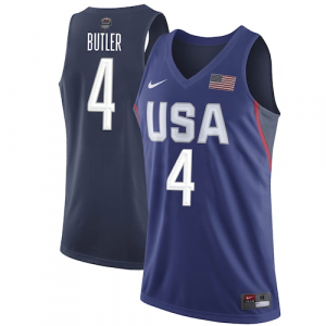 Jimmy Butler USA Basketball Nike Rio Elite Replica Jersey - Royal