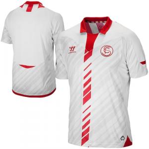 Warrior Sevilla FC 2013/14 Home Jersey - White