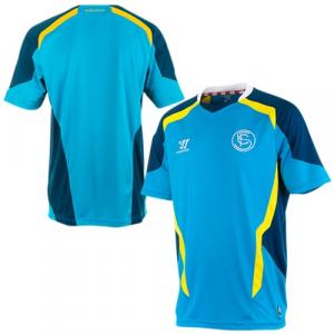Sevilla FC Warrior 2014/15 Away Jersey - Blue