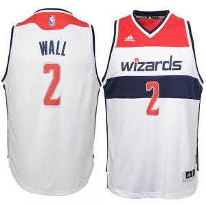 John Wall Washington Wizards adidas Youth 2014-15 New Swingman Home Jersey - White Home