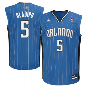 Victor Oladipo Orlando Magic adidas Replica Road Jersey - Royal Blue