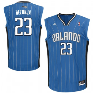 Mario Hezonja Orlando Magic adidas Replica Jersey - Blue