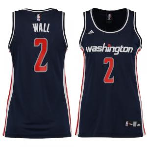 John Wall Washington Wizards adidas Women's Replica Jersey - Navy