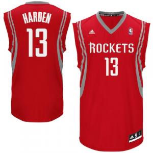 James Harden Houston Rockets adidas Preschool Replica Home Jersey - Red