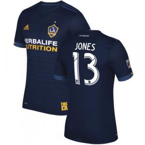 Jermaine Jones LA Galaxy adidas 2017 Secondary Authentic Jersey - Navy