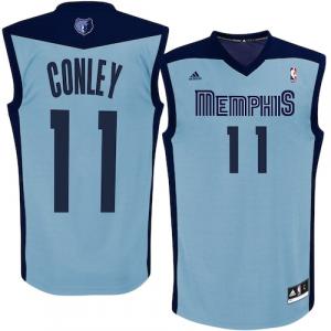 Mike Conley Memphis Grizzlies adidas Replica Jersey - Blue