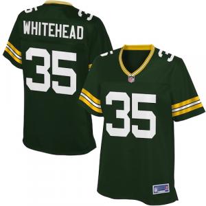 Jermaine Whitehead Green Bay Packers NFL Pro Line Women's Player Jersey - Green