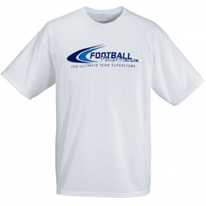 Football Fanatics White T-shirt