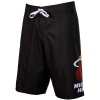 Quiksilver Miami Heat 2-Way Stretch Boardshort - Black
