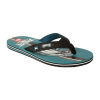 Quiksilver Philadelphia Eagles Flip Flops - Midnight Green