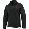 Cleveland Indians Columbia Flanker Full-Zip Jacket - Charcoal