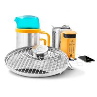BioLite CampStove 2 Bundle   Grill, Boil, Cook, & Charge