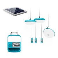 BioLite SolarHome 620 | Solar-Powered Light, Charging & Radio