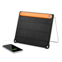 BioLite SolarPanel 5+   Designed to Maximize Your Charge