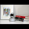 Home & Pet Video Monitor: Helmet - Silver