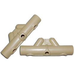 Eureka Junction Tube Replacement Kit for Timberline TL 2/4 ~ 2 Pack