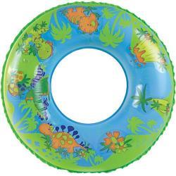 Poolmaster Design-O-Saurus Tube with Sticker