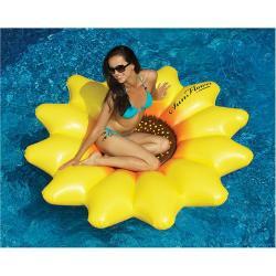 "Swimline Sunflower Float 72"" (183 cm), Yellow"