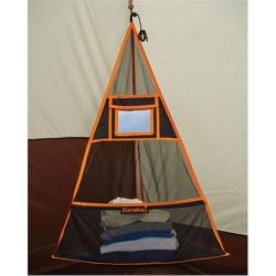 Eureka Laundry Basket with Mirror for Sunrise/Tetragon Tents