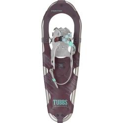 Tubbs Frontier Snowshoes for Women, Bordeaux/Teal