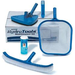 Swimline 8611 Premium Pool Maintenance Kit with Test Strips