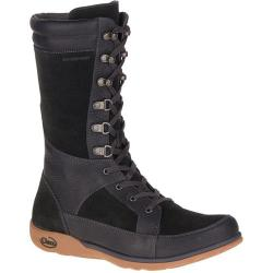 Chaco Lodge Waterproof Boots for Women, Black