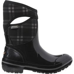 Bogs Plimsoll Plaid Mid Boots for Women