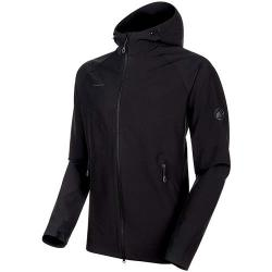 Mammut Macun Softshell Hooded Jacket for Men