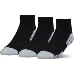Under Armour HeatGear Tech Lo Cut Socks, 3 Pack