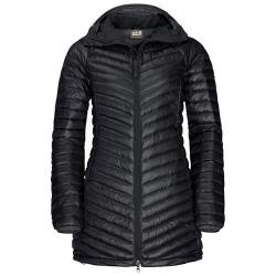 Jack Wolfskin Atmosphere Windproof Down Coat for Women